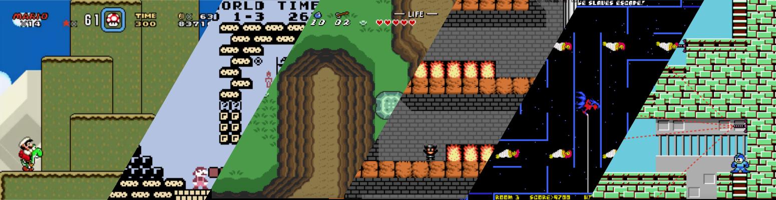 Паттерны дизайна уровней для 2D-игр - 1