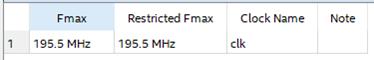 Пишем под FPGA без HDL. Сравнение высокоуровневых средств разработки - 16