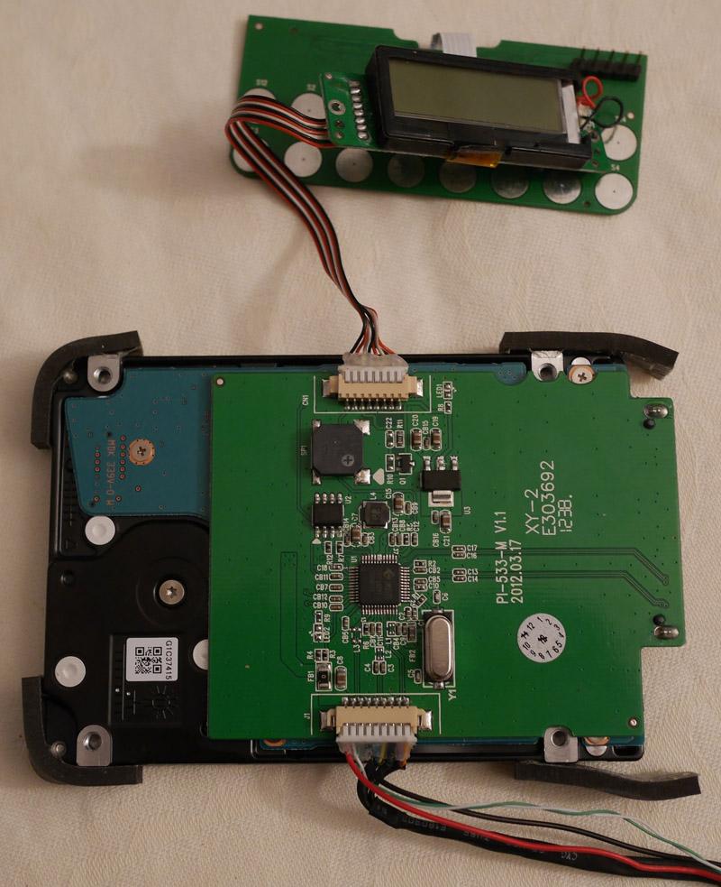 Реверсинг и взлом самошифрующегося внешнего HDD-накопителя Aigo. Часть 1: Препарируем на части - 4