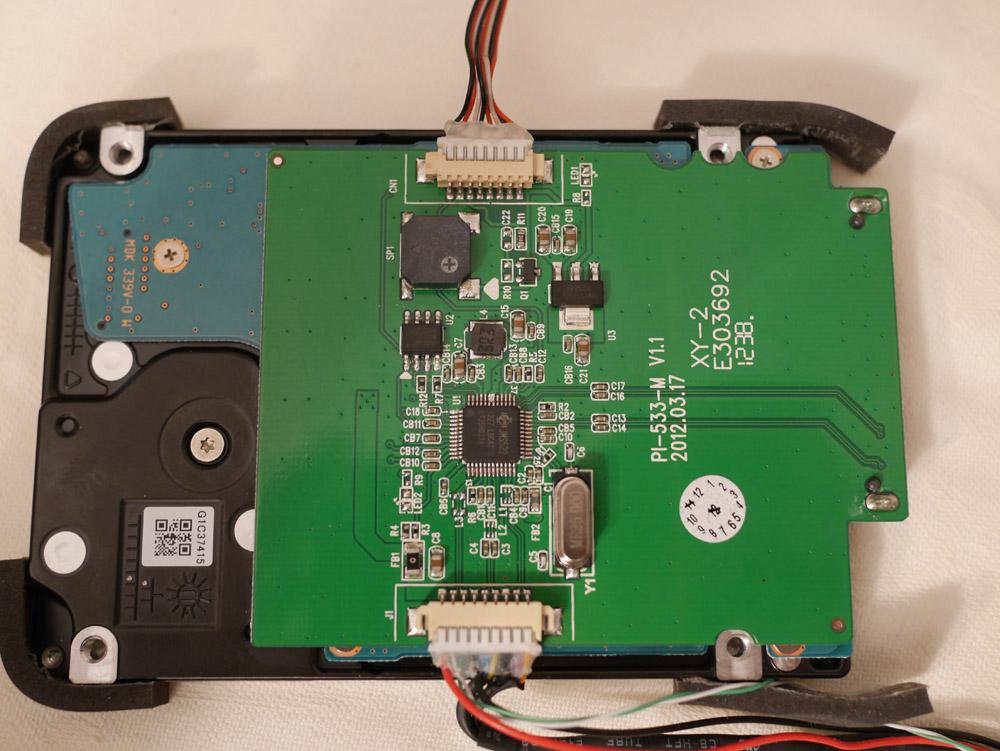 Реверсинг и взлом самошифрующегося внешнего HDD-накопителя Aigo. Часть 1: Препарируем на части - 5