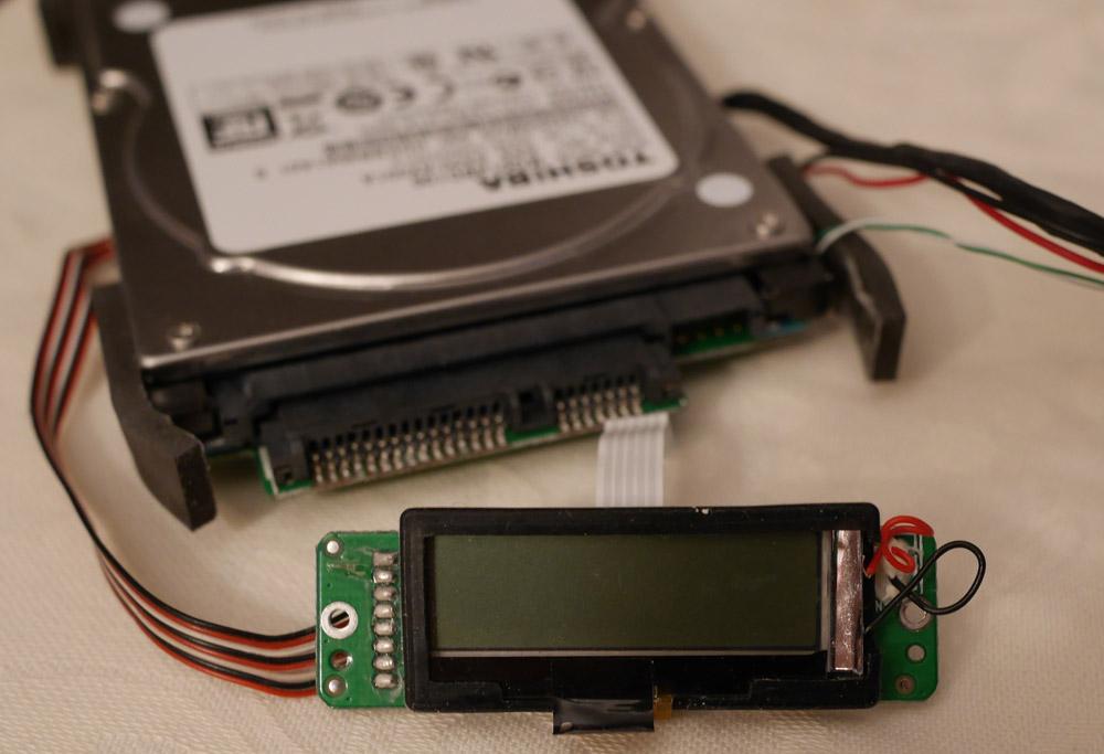 Реверсинг и взлом самошифрующегося внешнего HDD-накопителя Aigo. Часть 1: Препарируем на части - 6