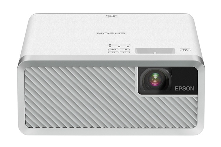 Epson EF-100: самый компактный лазерный проектор в мире