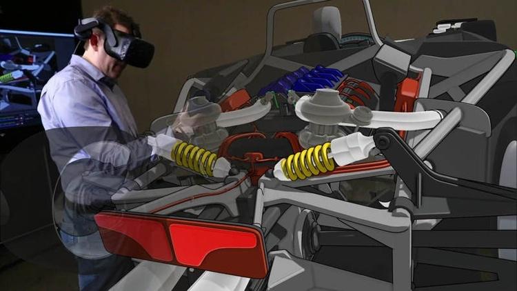 Ford развернула единое виртуальное пространство для разработки автомобилей