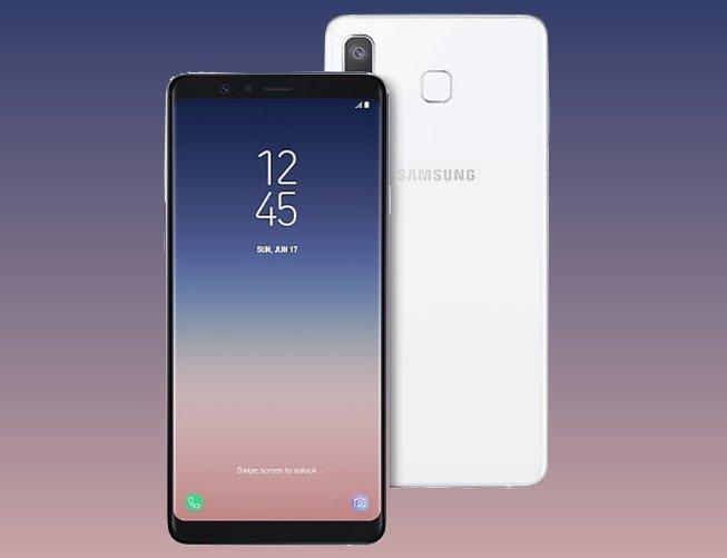 Samsung Galaxy A8 Star обновили до Android 9 Pie и One UI