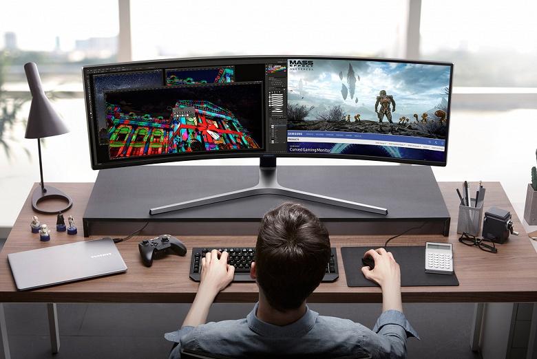 Геймеры делают кассу: продажи игровых мониторов в этом году вырастут на 40%