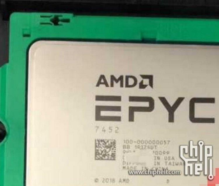 Новые тесты AMD EPYC Rome: рост производительности налицо