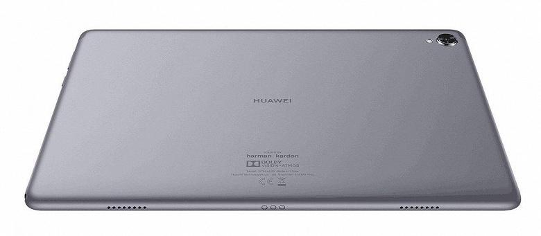 Опубликовано качественное изображение и характеристики планшета Huawei MediaPad M6