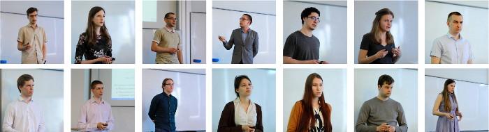 Первый выпуск корпоративной магистерской программы JetBrains и Университета ИТМО - 1