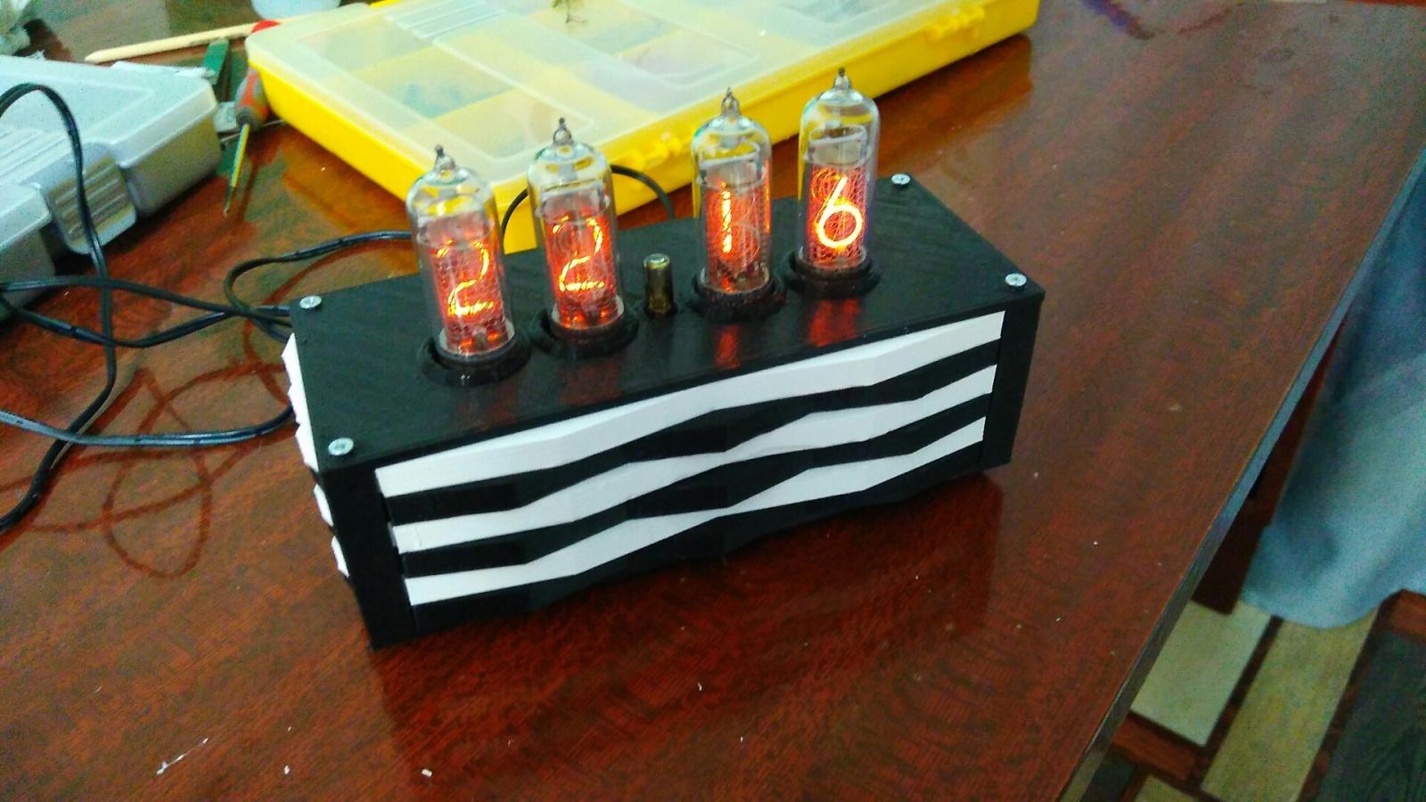 Nixie clock или теплый ламповый свет вам в дом - 6