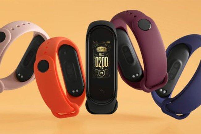 Xiaomi Mi Band 4 пользуется огромным спросом