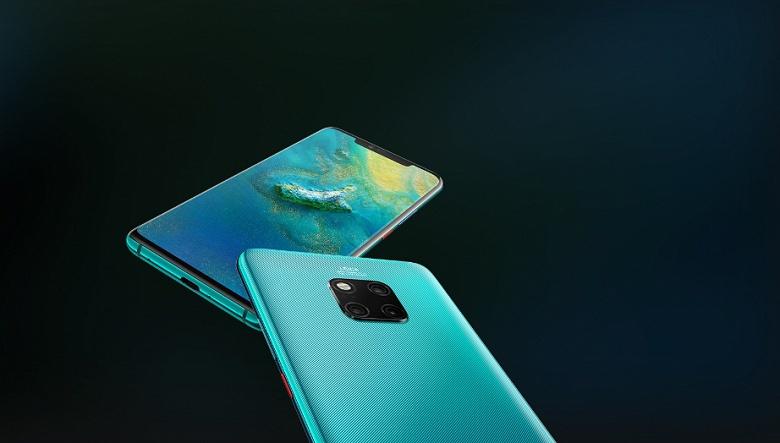 Продажи смартфонов Huawei в России выросли в 2,5 раза, а продажи Apple рухнули почти вдвое