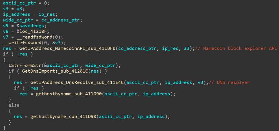 Follow the money: как группировка RTM стала прятать адреса C&C-серверов в криптокошельке - 5