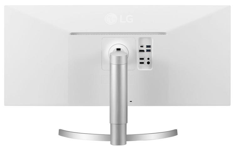 Монитор LG 34WL850-W имеет соотношение сторон 21:9