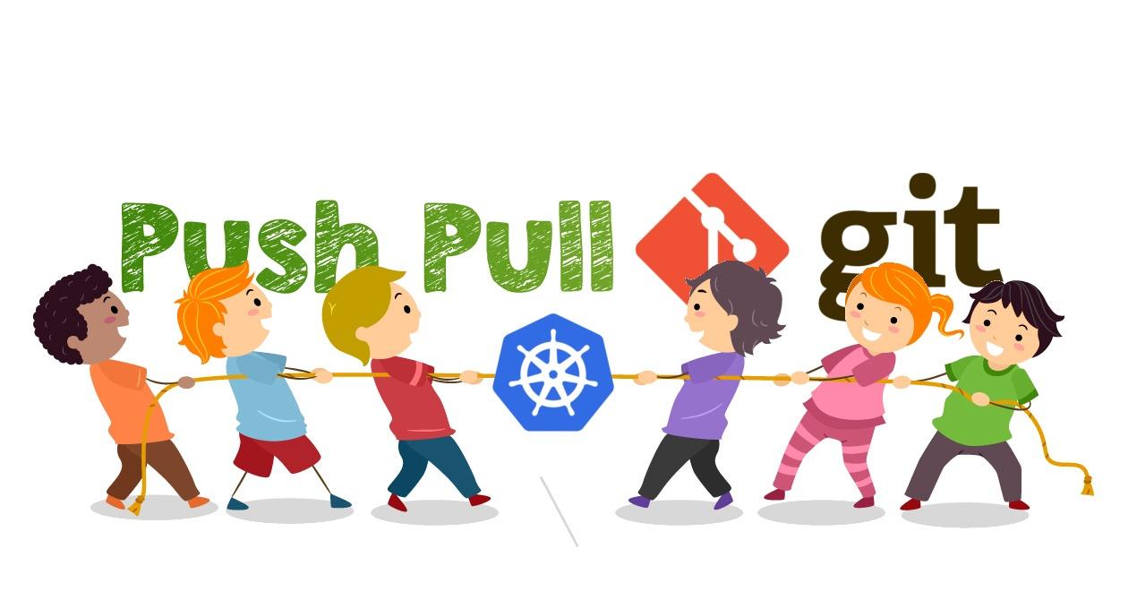 GitOps: сравнение методов Pull и Push - 1
