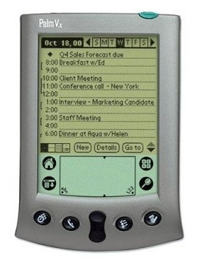 Древности: три истории о компании Palm - 1