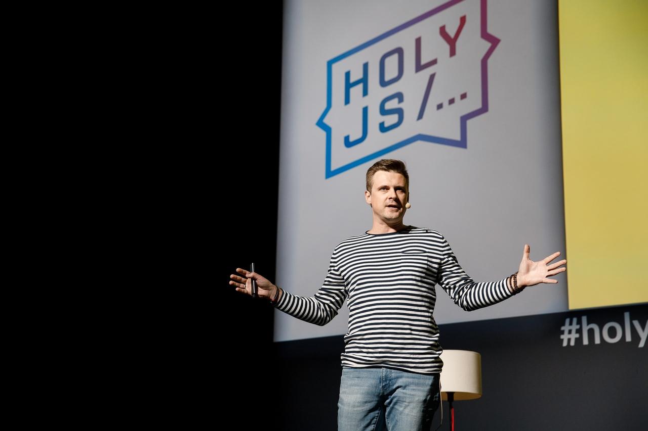 Итоги HolyJS 2019 Piter - 6