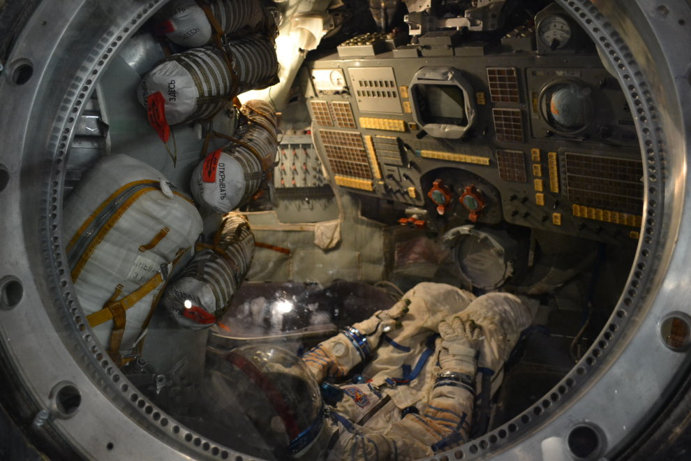 Как доработали робота FEDOR и кресло для полета на МКС - 5