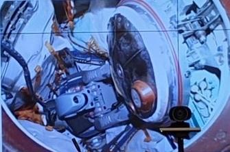 Как доработали робота FEDOR и кресло для полета на МКС - 8