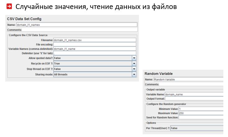 Нагрузочное тестирование веб-проекта — без купюр - 7