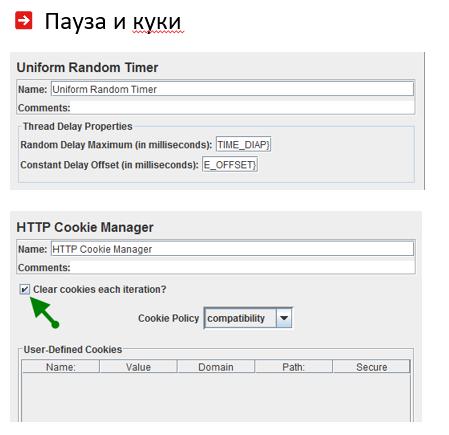 Нагрузочное тестирование веб-проекта — без купюр - 8