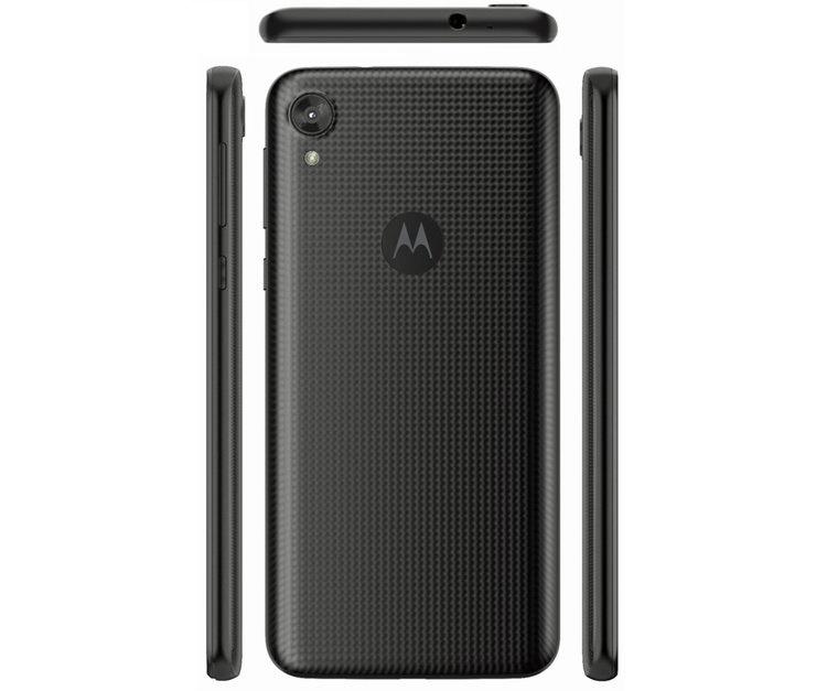 Недорогой смартфон Moto E6 показал лицо
