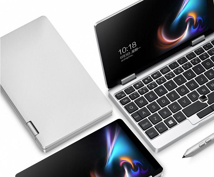 Нетбук One Mix 1S Yoga с семидюймовым экраном и SSD стал доступен для заказа по цене 450 долларов