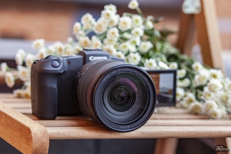 Новая статья: Обзор беззеркальной камеры Canon EOS RP: доступный полный кадр