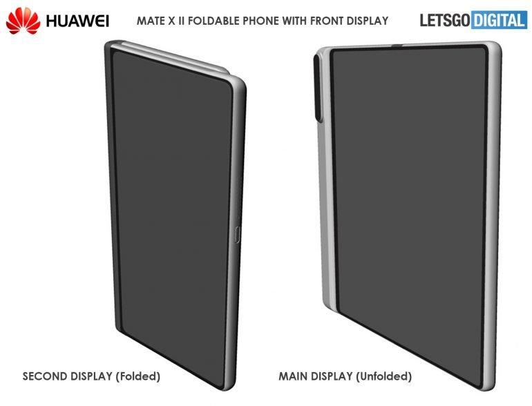 По стопам Samsung Galaxy Fold. Складной смартфон Huawei Mate X 2 получил изменённую конструкцию