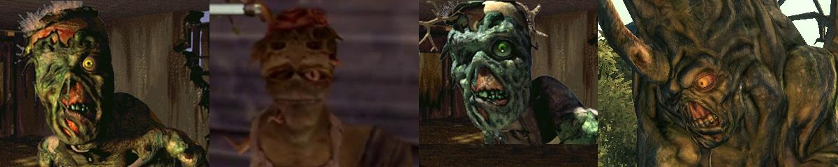 Полная история Гарольда и дерева Боба-Герберта в Fallout - 1