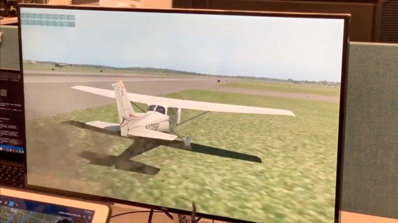 Системы радионавигации, используемые самолётами для безопасной посадки, небезопасны и подвержены взлому - 1