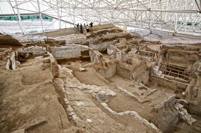 Люди страдали от «проблем мегаполиса» даже 9000 лет назад