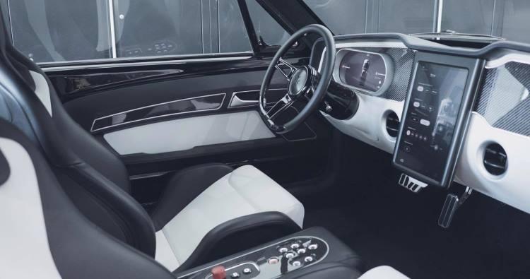 Полностью электрический Mustang дебютирует в следующем месяце в Англии