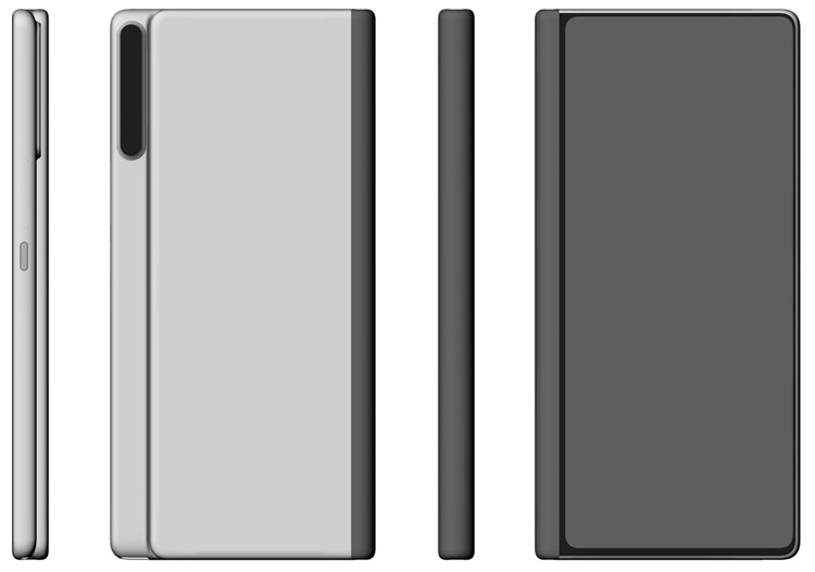 Смартфон Huawei Mate X 2 с гибким экраном получит новую конструкцию