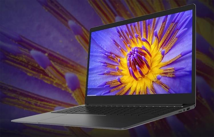Chuwi LapBook Plus: ноутбук с экраном 4К и двумя SSD-слотами