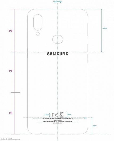 Samsung Galaxy A10s – новый бестселлер. Смартфон получил двойную камеру, сканер отпечатков пальцев и аккумулятор емкостью 3900 мА·ч