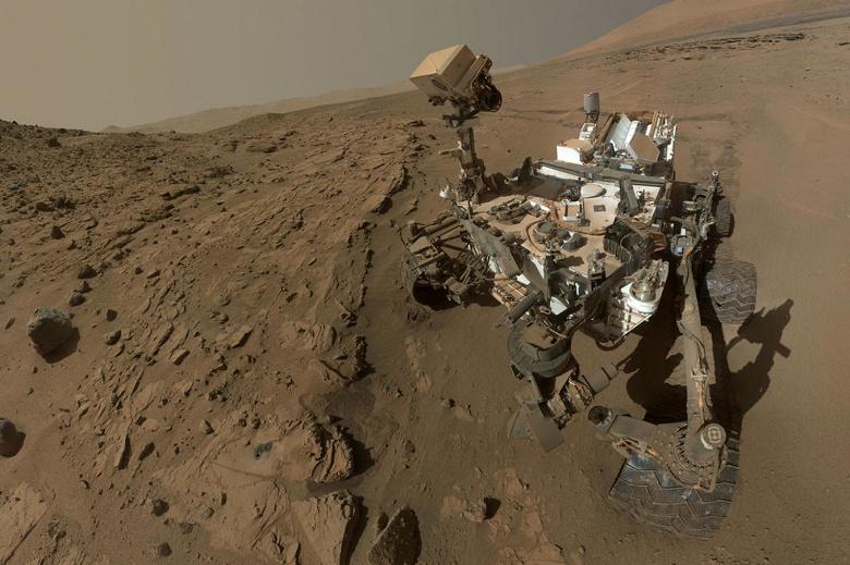 На Марсе снова обнаружен метан, что может указывать на наличие жизни
