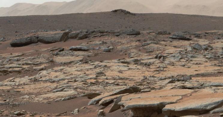 Curiosity зафиксировал выброс метана в атмосферу Марса - 3