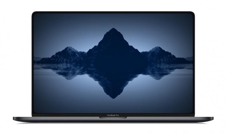 IHS: в сентябре выйдет MacBook Pro с 16-дюймовым ЖК-дисплеем с разрешением 3072 × 1920 точек