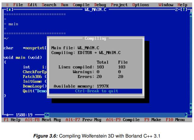 Как id Software создавала Wolfenstein 3D на основе технологий из Commander Keen - 10