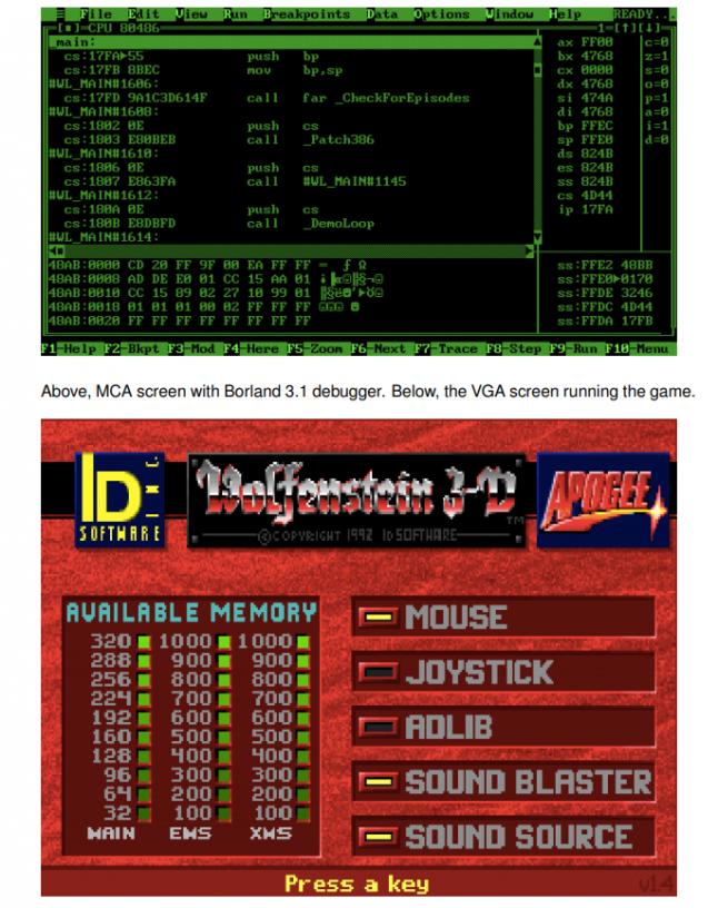Как id Software создавала Wolfenstein 3D на основе технологий из Commander Keen - 11