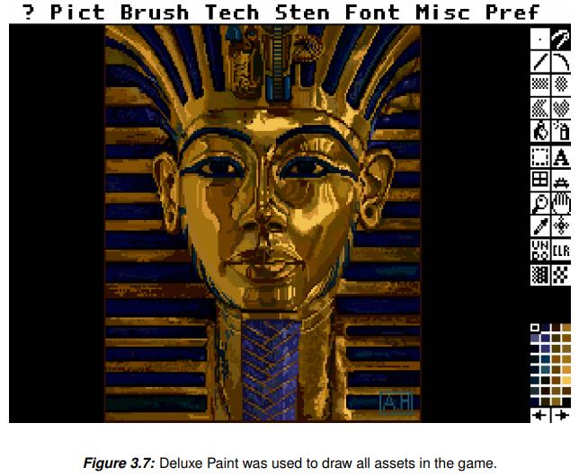 Как id Software создавала Wolfenstein 3D на основе технологий из Commander Keen - 14