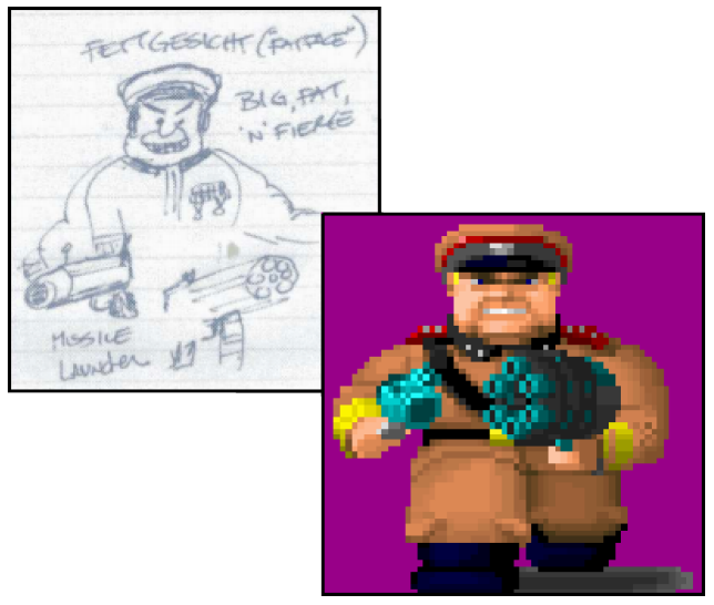 Как id Software создавала Wolfenstein 3D на основе технологий из Commander Keen - 22