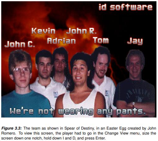Как id Software создавала Wolfenstein 3D на основе технологий из Commander Keen - 5