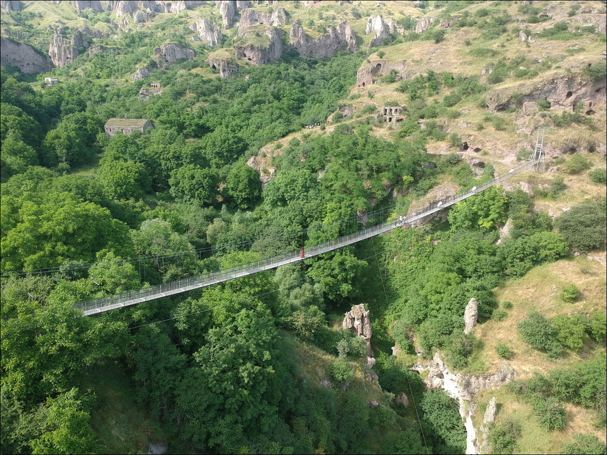Как устроена изнутри ролевая игра в реальном мире для гостей Армении с поездками по половине страны - 12