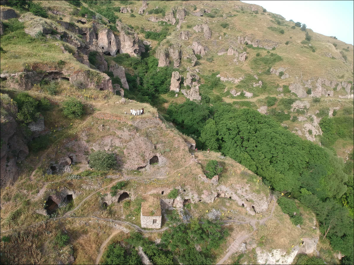 Как устроена изнутри ролевая игра в реальном мире для гостей Армении с поездками по половине страны - 21