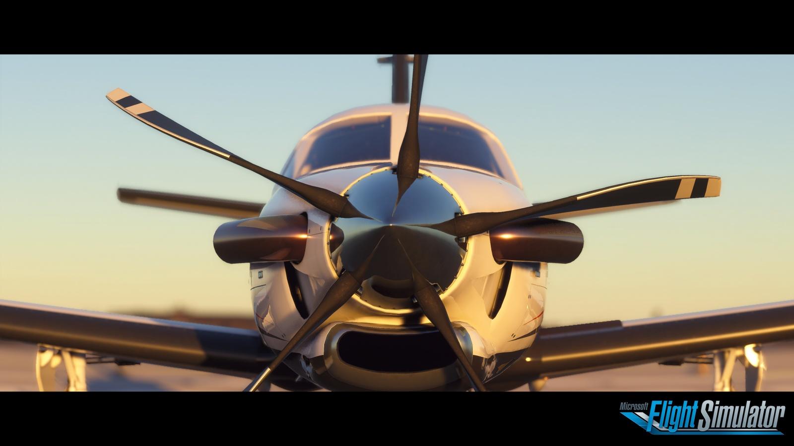 Легендарная игра MS Flight Simulator возвращается спустя 12 лет - 2