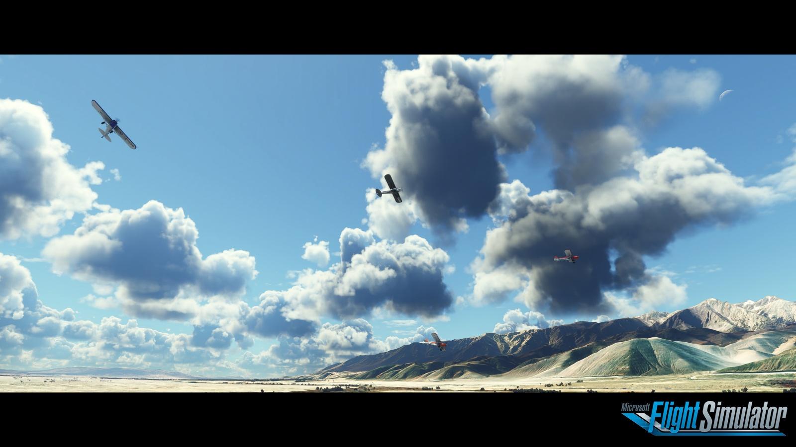 Легендарная игра MS Flight Simulator возвращается спустя 12 лет - 6