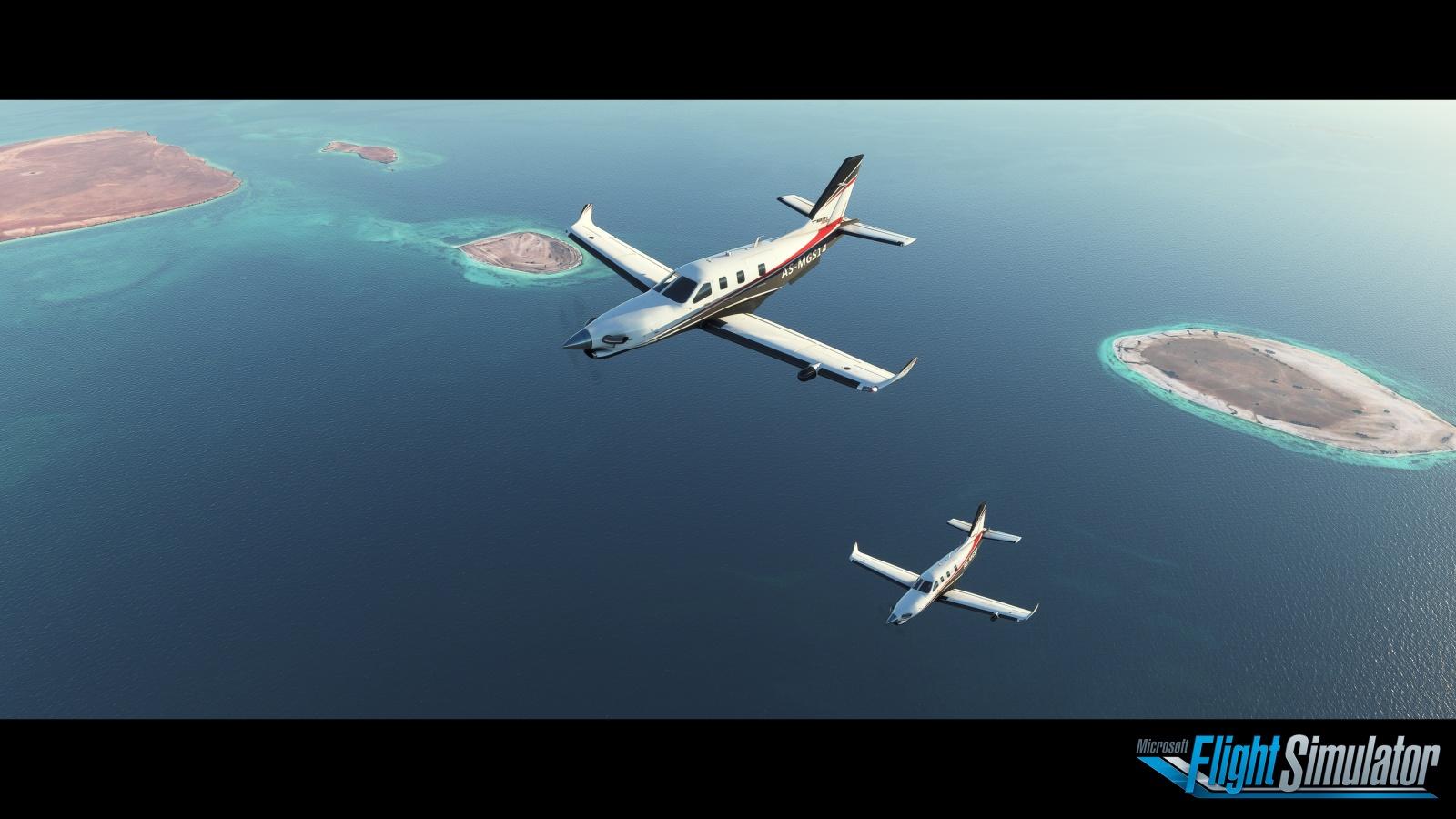 Легендарная игра MS Flight Simulator возвращается спустя 12 лет - 7