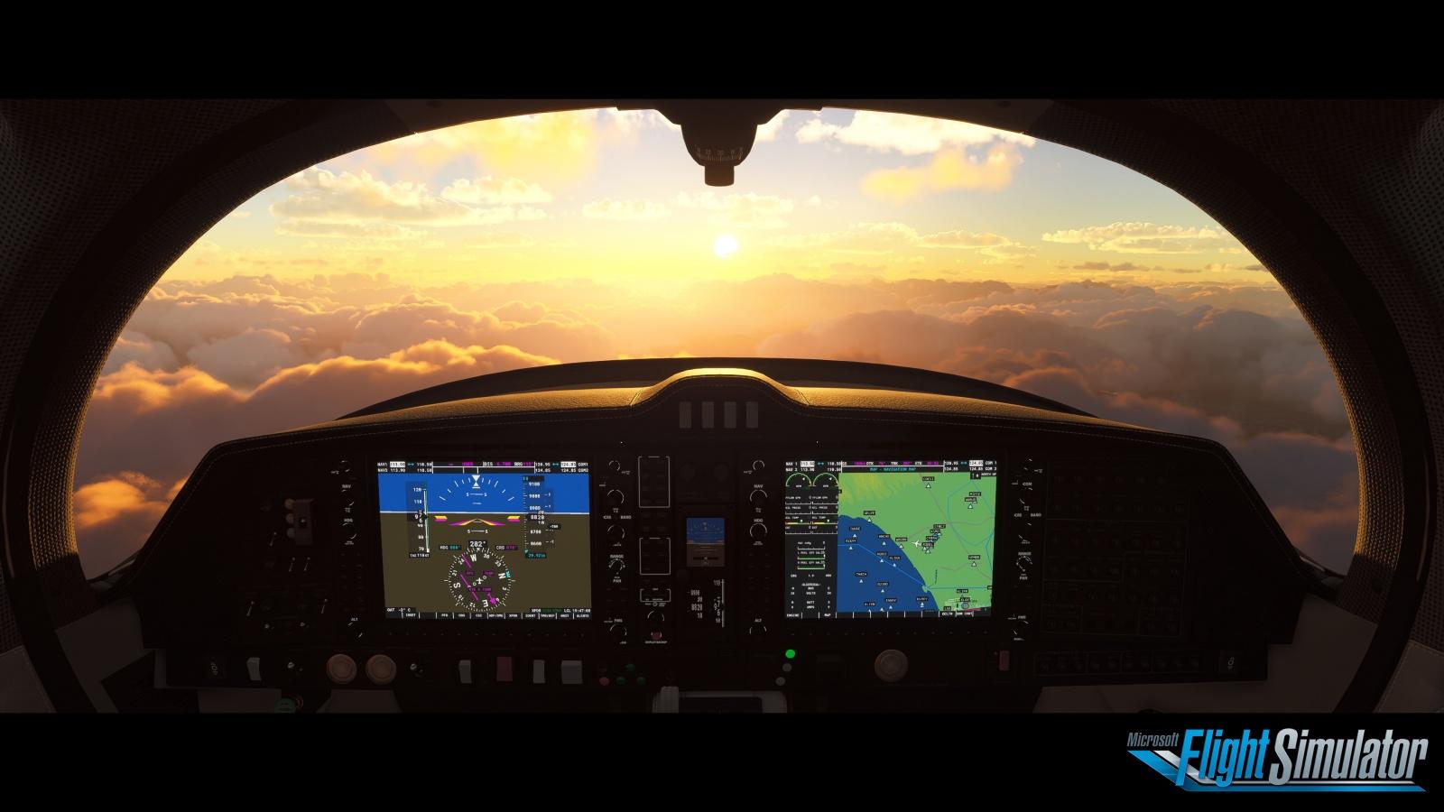 Легендарная игра MS Flight Simulator возвращается спустя 12 лет - 1