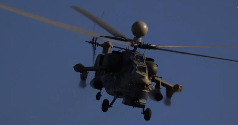 «Ночной охотник» запустил секретную ракету: видео